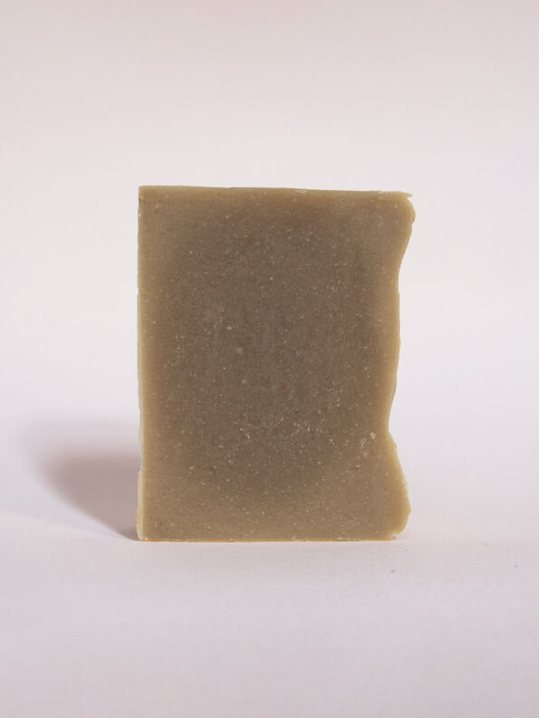 Herd Supply Co. Kingsley Sheep Milk Bar Soap_Smoke and Leather