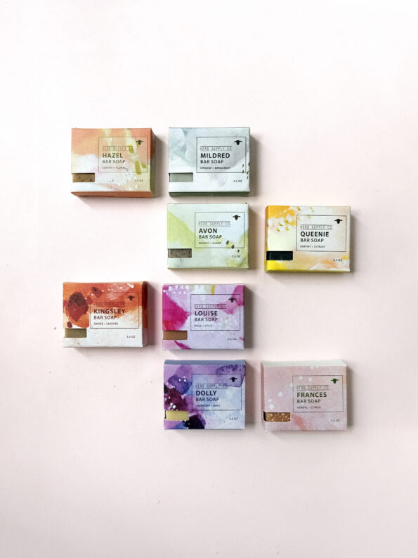 All Herd Supply Co Soap Scents