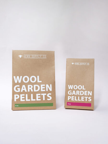 Wool Garden Pellets Photo