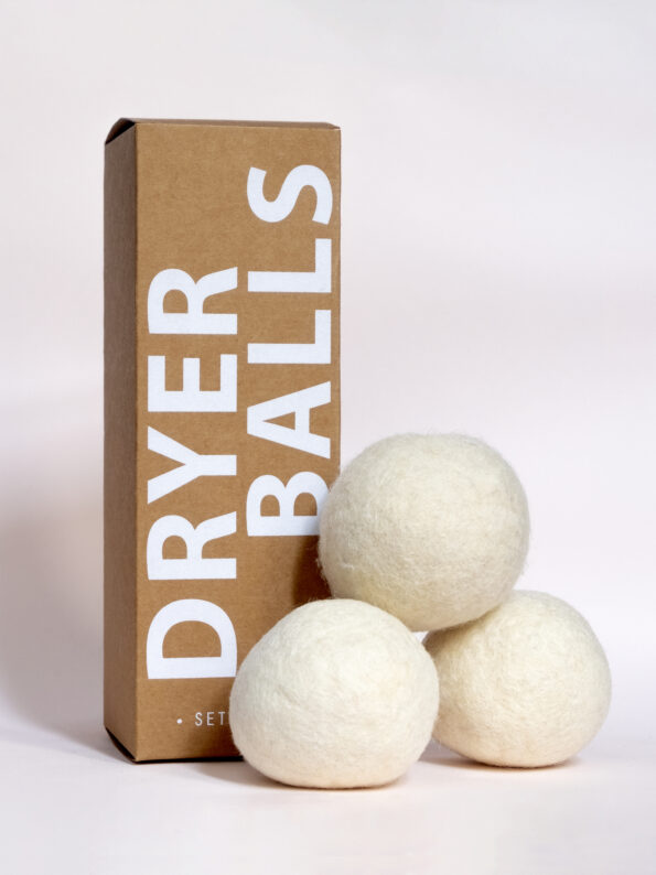 Herd Supply Co. Felted New England Wool Dryer Balls
