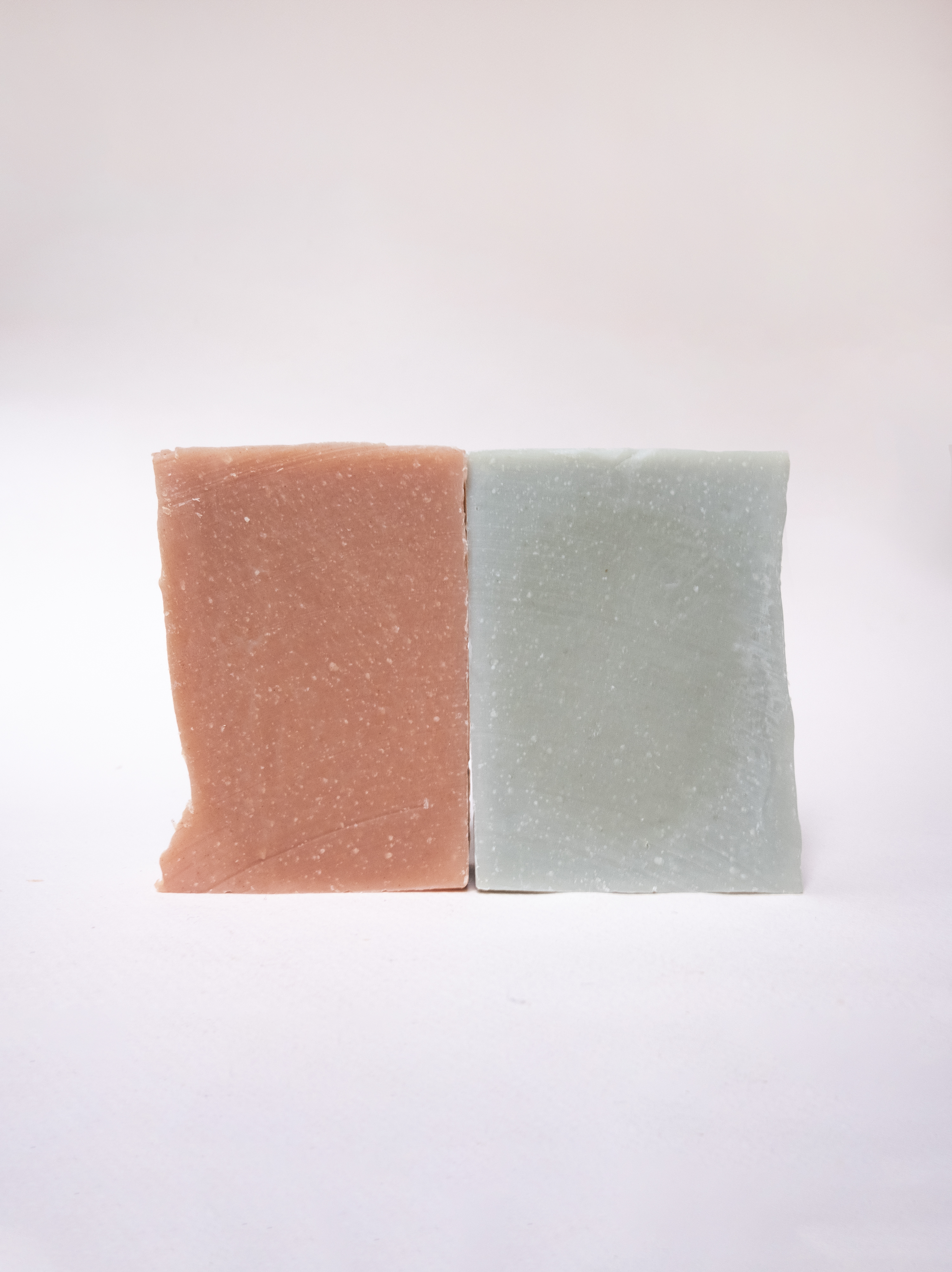 Louise and Mildred Sheep Milk Soaps
